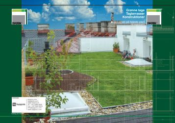 Planlægningsguide for DIADEM grønne tage - Byggros A/S