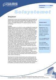 Solsystemet.pdf - E-museum