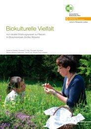 NEU: Projektbericht als Download - Institut für ökologischen ...