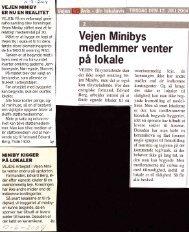 2004 - Vejen Miniby