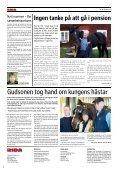 Tävla och vinn biljetter till Stockholm Horse Show! - Tidningen Rida - Page 2