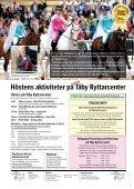 Tävla och vinn biljetter till Stockholm Horse Show! - Tidningen Rida - Page 7