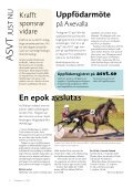 Travhästen nr 2 - ASVT - Page 6