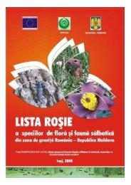 Lista rosie - Management comun Romania