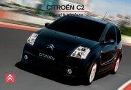 návod k použití - Citroen club