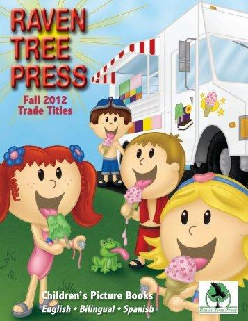 2012 Raven Tree Press Fall Catalog - Delta Systems