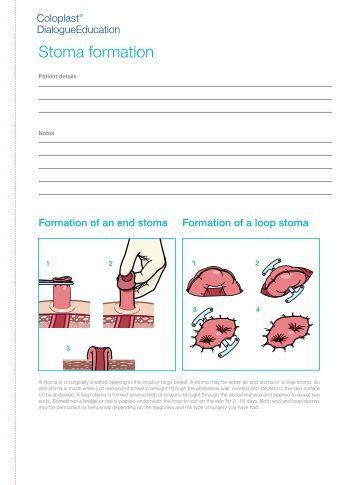 stoma care guidelines for nurses australia