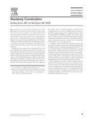 Sleeve Gastrectomy - PCOM General Surgery Residency Program