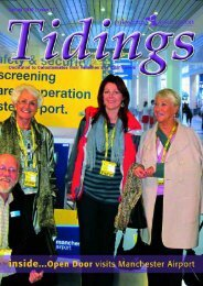 Spring 2010 Issue 17 - Colostomy Association