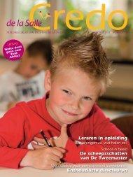 Credo magazine nr-13 9.2 - de la Salle