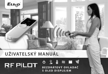 Manual_RF_Pilot - ELKO EP, sro
