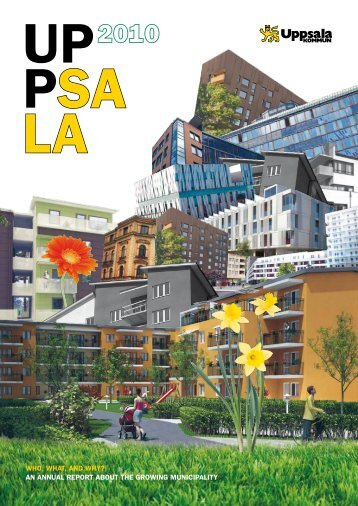 aN aNNual REpORT aBOuT THE GROWING MuNICIpalITY