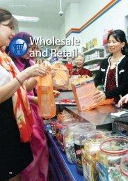Wholesale and Retail - ETP Economic Transformation Programme ...