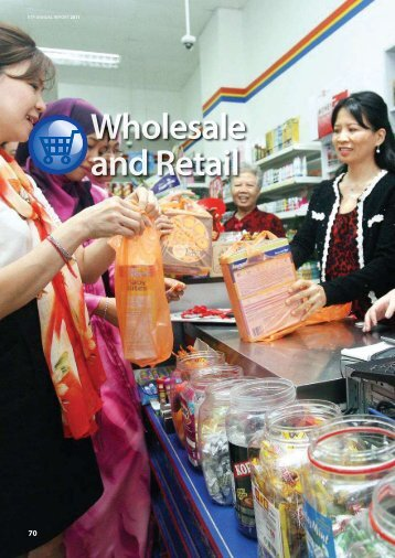 Wholesale and Retail - ETP Economic Transformation Programme ...