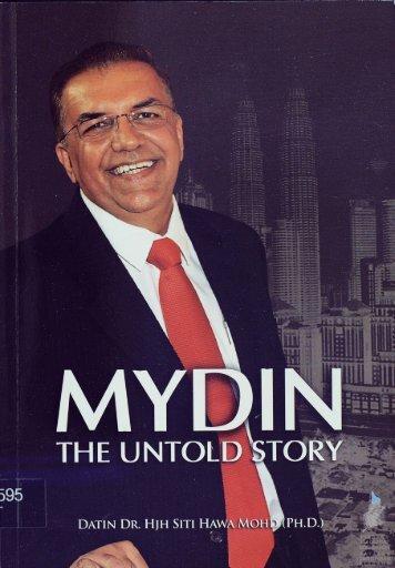 Mydin : The Untold Stroy - Perdana Library