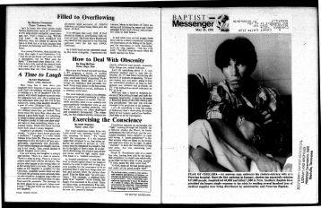 May 16, 1991.pdf - Baptist General Convention of Oklahoma