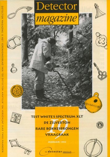 Detector Magazine 19 - De Detector Amateur