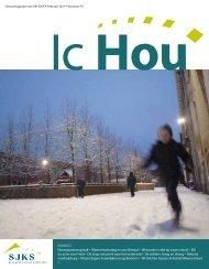 IC Hou - februari 2011 - SJKS