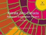 Xstrata Zinc Canada