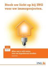 Download onze brochure - ING Belgium