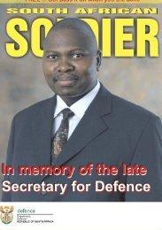 September - Department of Defence
