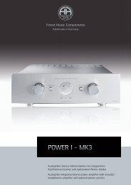 POWER I - MK3
