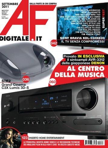 AL CENTRO DELLA MUSICA - Accustic Arts