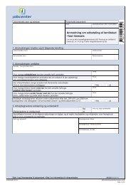 AB 250 - Anmodning om udbetaling af løntilskud - fast timesats - klxml