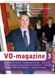 Download het magazine - VO-raad