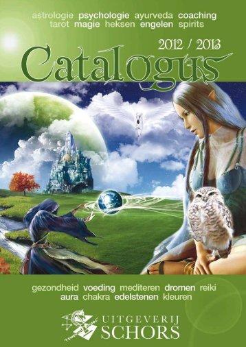 Catalogus 2012/2013 - Schors