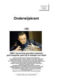 Onderwijskrant 155 hervorming SO.pdf - Beter Onderwijs Nederland