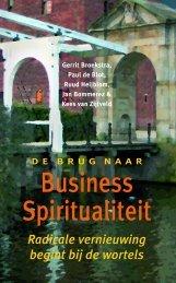 Business Spiritualiteit - Nieuwe dimensies