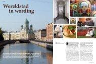 sint-Petersburg doet denken aan Venetië en ... - Resi Lankester