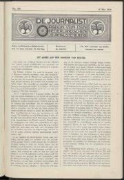 No. 501 15 Mei 1934