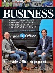 Bij Inside Office zit je goed - Drechtsteden BUSINESS