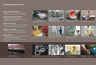 Vielfältige Oberflächen - Peter Stücker-Lackierungen