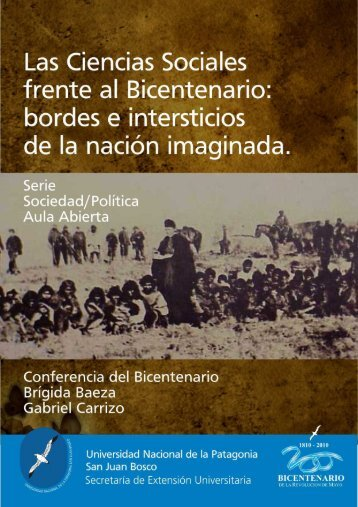 Las Ciencias Sociales frente al Bicentenario - Universidad Nacional ...