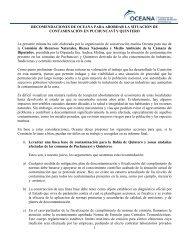 propuesta con 5 medidas - Oceana