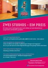 Yogaflyer2013 Pdf Yoga In Bonn