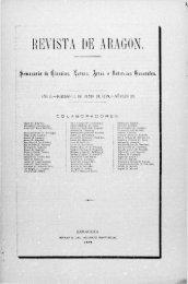 35. Revista de Aragón, año II, número 23 (15 de junio de 1879)