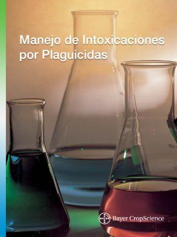 Guía para el Manejo de Intoxicaciones - Bayer CropScience Mexico