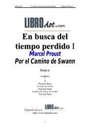 En busca del tiempo perdido I - AMPA Severí Torres