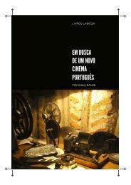 Em Busca de um Novo Cinema Português - Livros LabCom - UBI