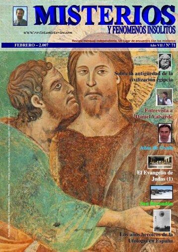 El Evangelio de Judas - Revista Misterios