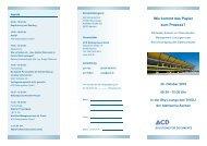 Wie kommt das Papier zum Prozess? - ACD Datensysteme GmbH