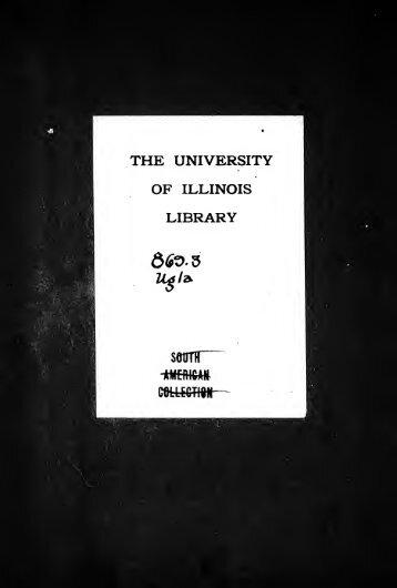 El arte y la democracia [microform] : (prosa de ... - University Library