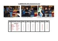 17. MARINE CUP - 2012 - Termin 24.11.12 - TuS