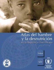 Atlas del hambre - BVSDE Desarrollo Sostenible