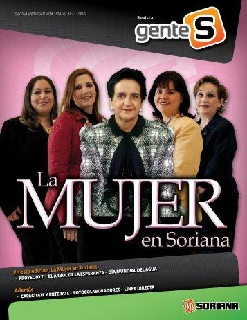 En esta edición, La Mujer en Soriana Además