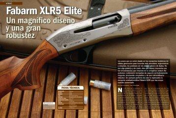 FABARM XLR5 Reportaje en CAZARMAS de Octubre - Ardesa